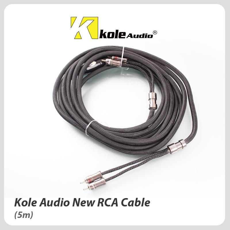 Kole Audio New RCA Cable (5.0M)-AV-KA-RCA13