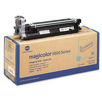 Konica Minolta Magicolor 4600, 5500, 5600 Series (Cyan Imaging Unit)