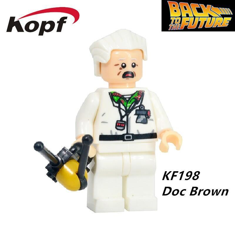 Kopf KF198 Back to the Future's Doc Brown MF KF-198 KF 198