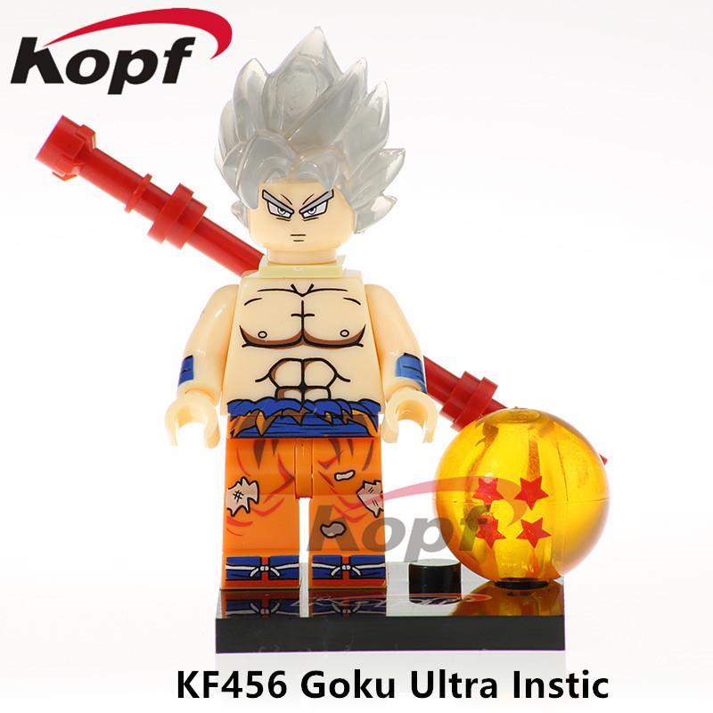Lego Ultra Instinct Goku