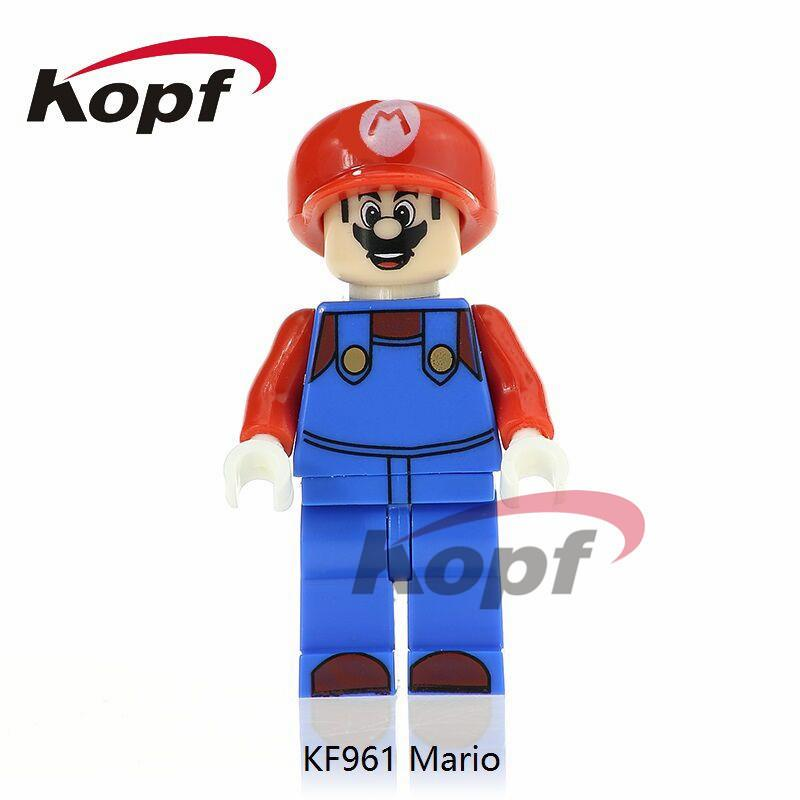 KOPF KF961 SUPER MARIO MF KF 916 KF-961 (BRICKS COMPATIBLE)