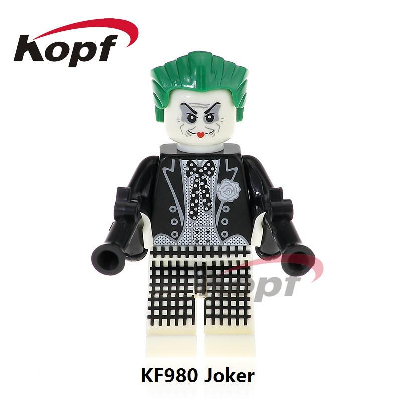 KOPF KF980 JOKER SPECIAL EDITION MF KF-980 KF 980 (BRICKS COMPATIBLE)