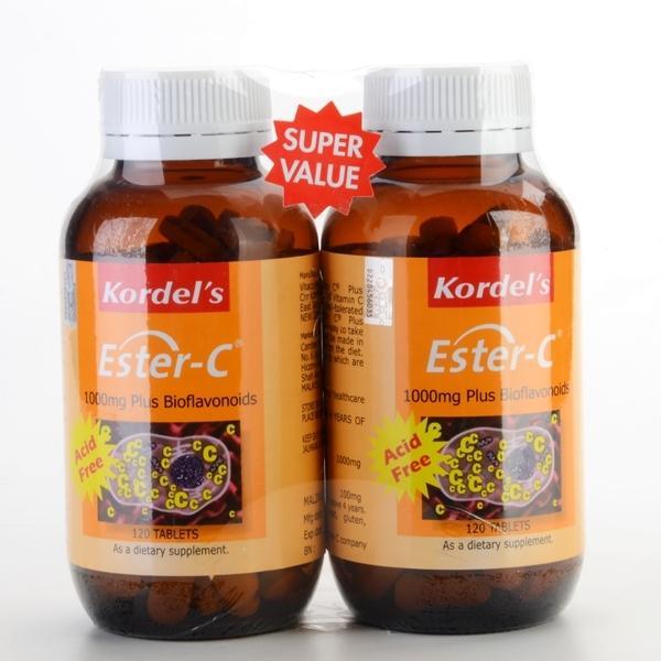 ester c vitamin 1000 mg