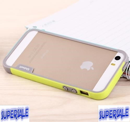Korea Colorful Anti fall frame casing case cover iPhone 5/5s/SE