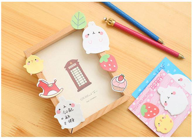 korea cute sticky notes post it not end 8 26 2017 11 11 pm