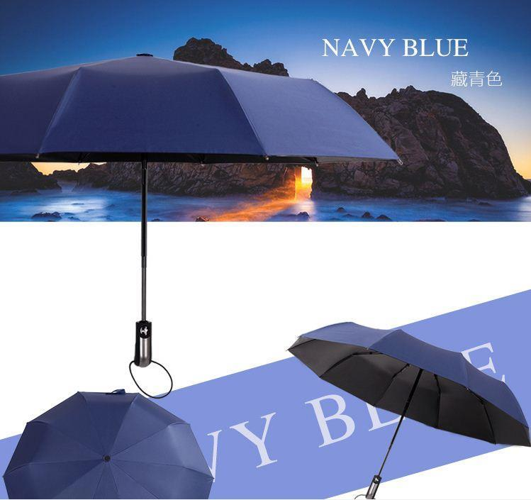 2a99ed9e08c8 Korea Style A Key to Open and Close Automatic Auto Foldable Umbrella