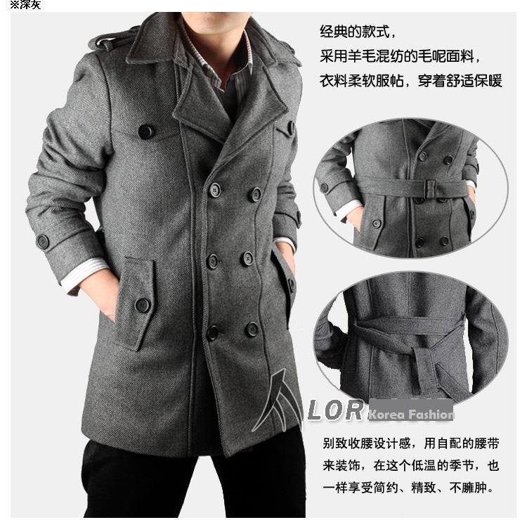 45bfae3b9f8c43 Korea Style Men s Coat  Winter Coat (end 1 13 2020 8 39 PM)