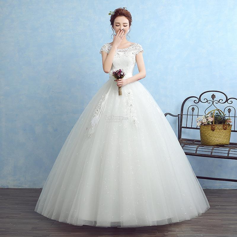 Dorable Korean Wedding Gowns Crest - Dress Ideas For Prom ...