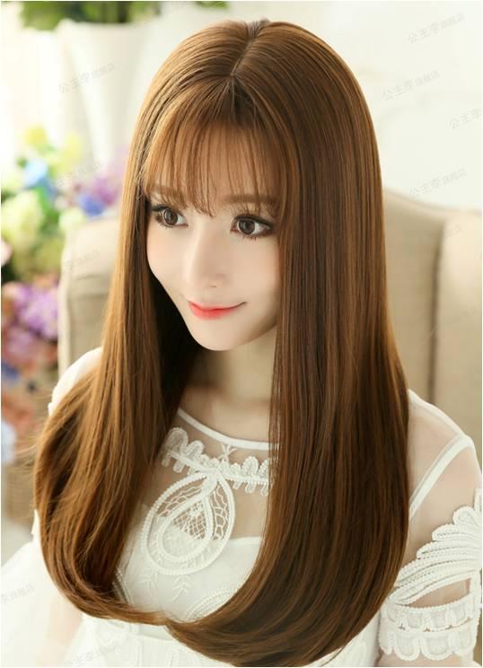 Korean Bang Hair Wig N5 Rambut Pal End 1 23 2020 10 29 Pm