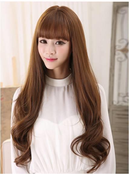 Korean Bang Hair Wig N9 Rambut Pal End 1 23 2020 10 29 Pm
