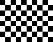 Korean Checker Wallpaper Clearance Offer