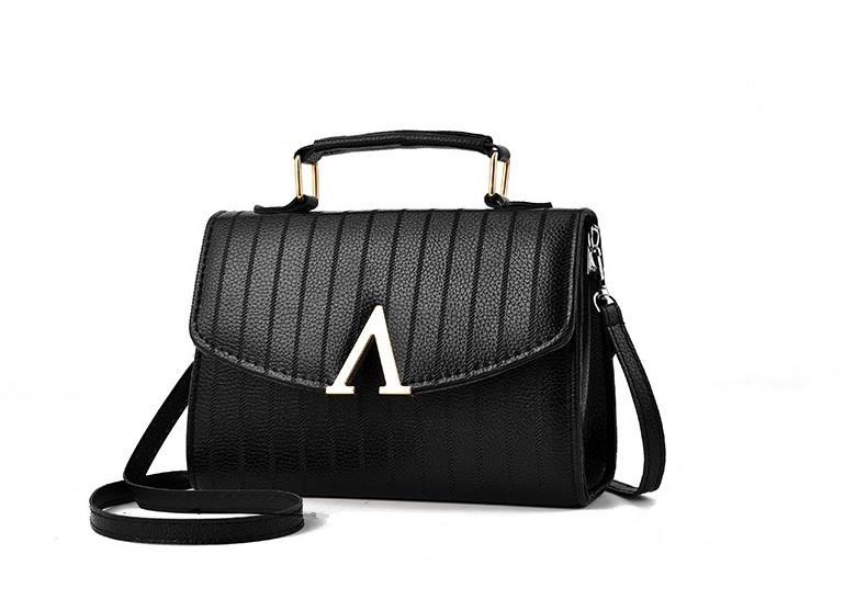 2026d180a79c Korean Design Girl Lady Women Sling Shoulder Bag Handbags Beg Black. ‹ ›