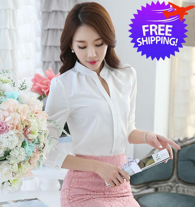 Korean Design Women Lady Long Sleeve End 4 5 2019 2 08 Pm