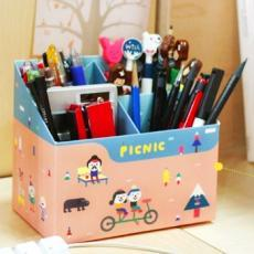 Korean~DIY Table Storage Box-Bicycle