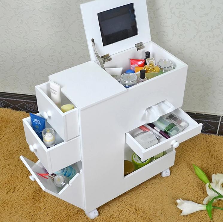 Korean Home Decor: Korean Dresser Makeup Storage Mobil (end 10/18/2020 2:15 PM