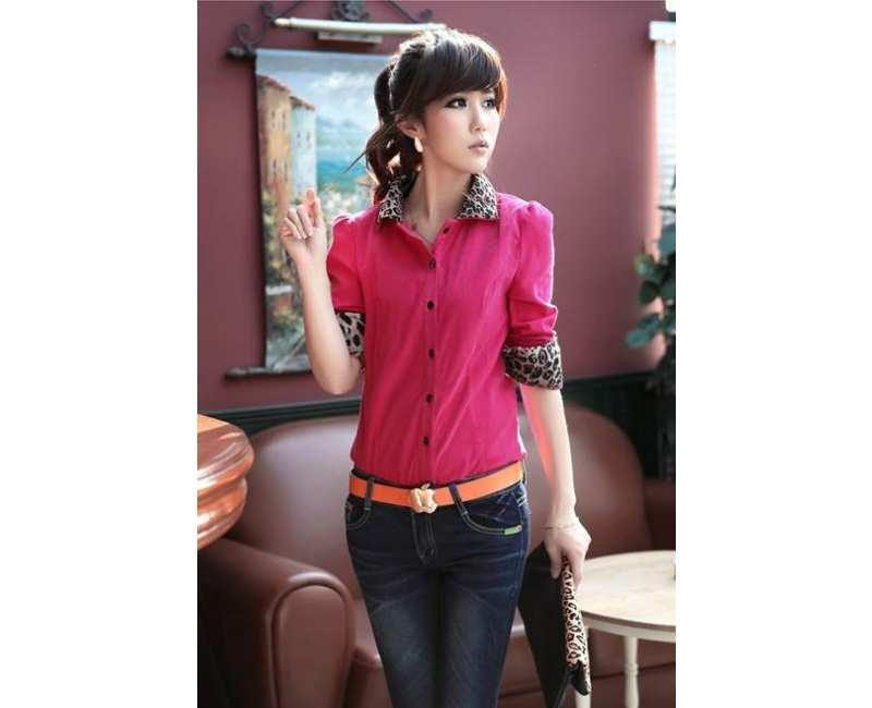KOREAN FASHION -CRKD1475ROSE