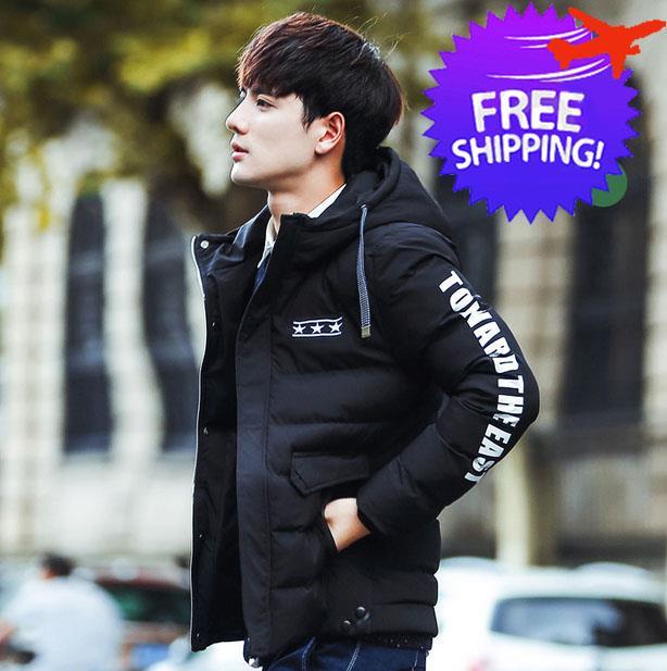 Korean Fashion Men Long Sleeve Hood (end 11/8/2019 11:08 PM)