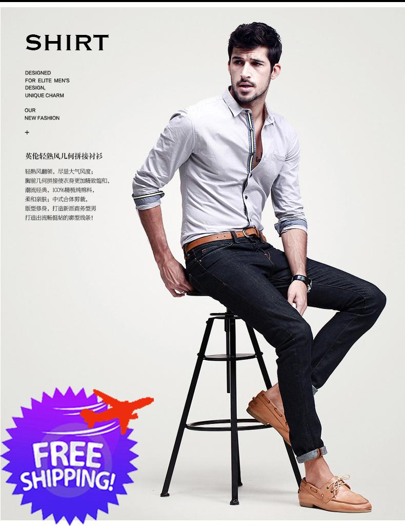 Korean men's clothing store online