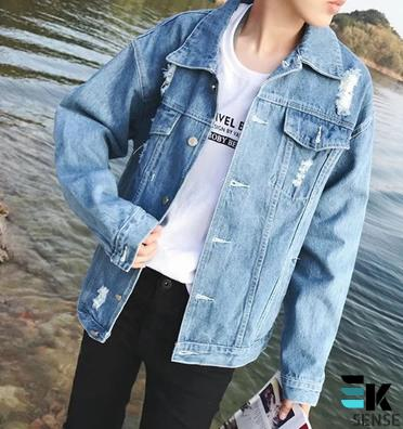 Korean Fashion Men S Loosen Denim Ja End 6 18 2020 3 15 Pm