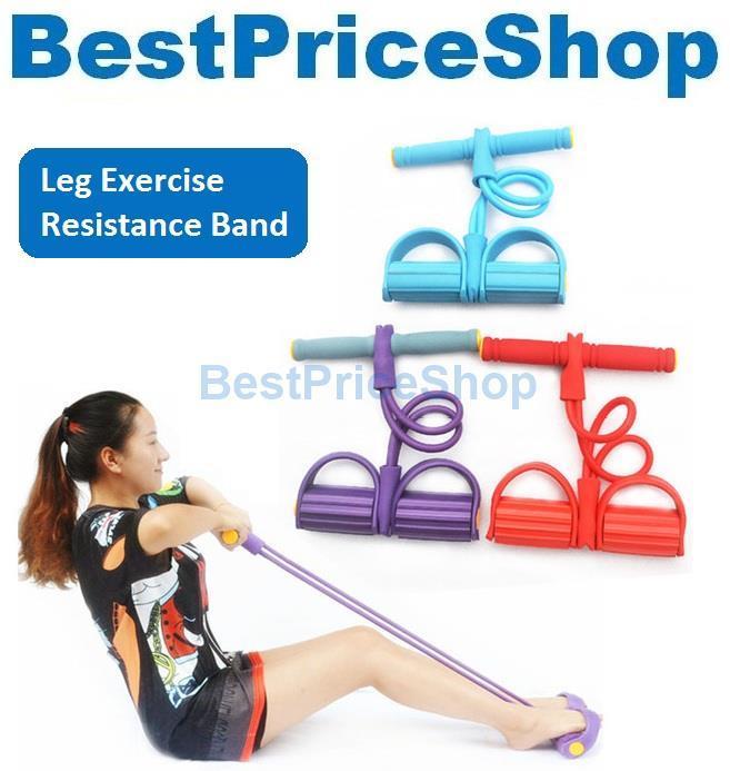 Resistance Bands Thigh Workout: Korean Leg Slimming Exercise Resistan (end 3/4/2021 3:13 PM