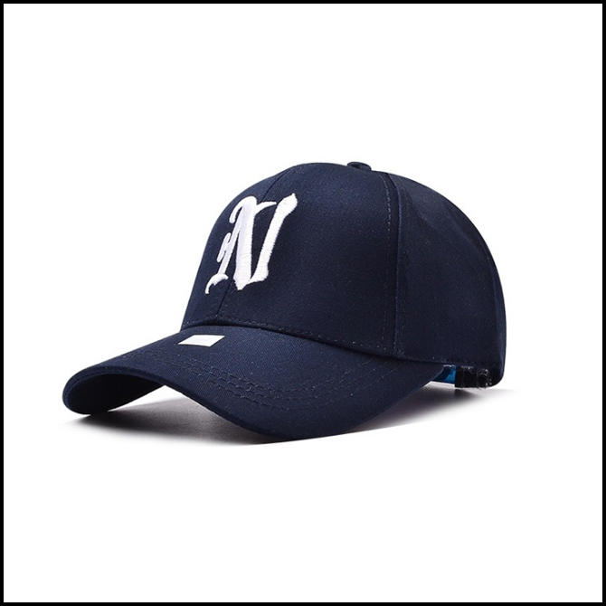 3e2169a97fc33 Korean Letter N Baseball Hat Men s Summer Outdoor Sports Casual Sunshade Cap