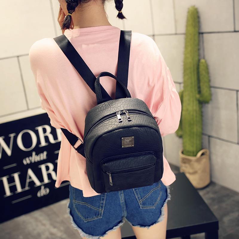 Korean Mini Backpack Sling Bag Women Girl Beg Perempuan Travel School. ‹ › a6ac06798972