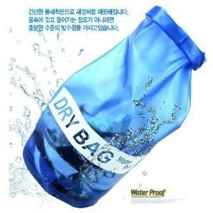 Korean Multipurpose Waterproof Swimming Dry Bag Beach Pouch