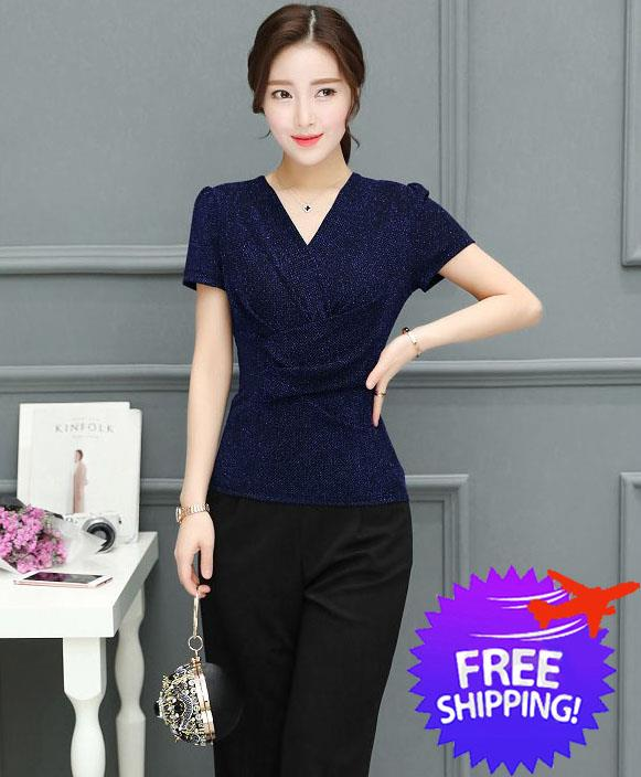 Korean Office Fashion Women Lady Sh End 5 16 2019 11 06 Pm