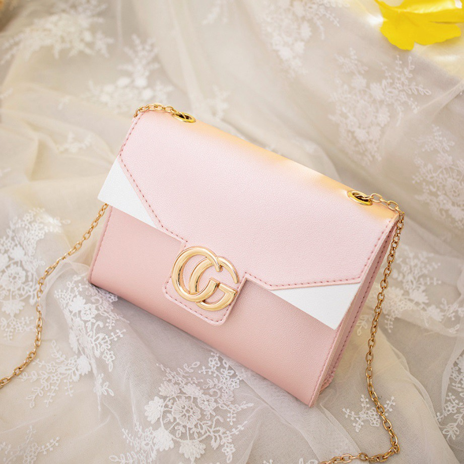 New Korean Shoulder Bag Handbag Women Sling Bag Tote Bag Beg Tangan