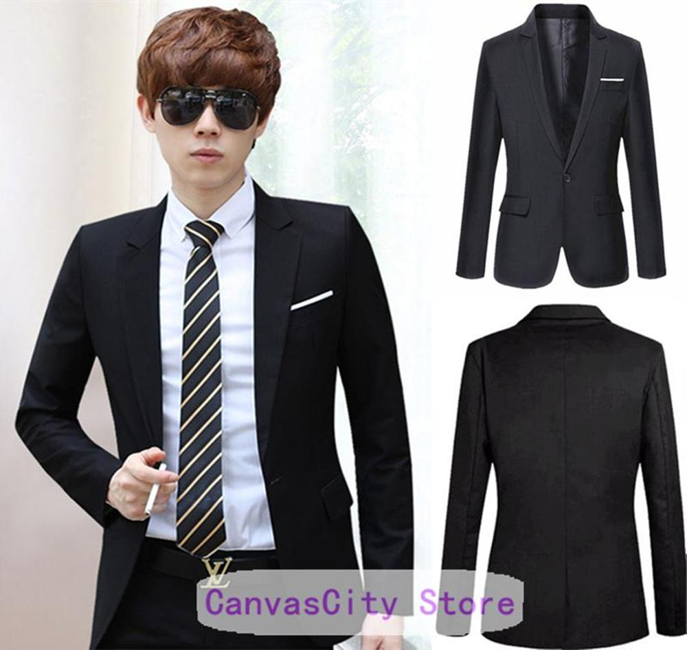 Korean Style Casual Slim Fit Men Blaz End 3 1 2019 9 41 Pm