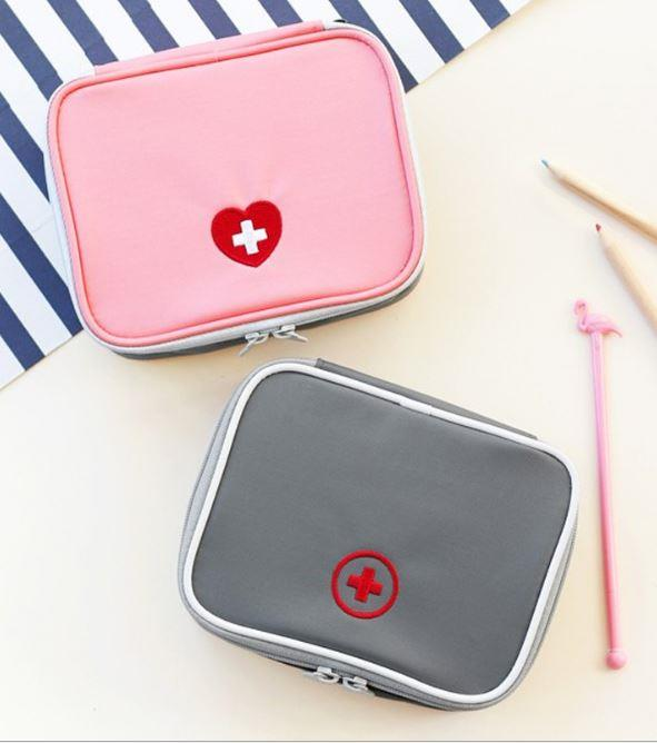 Korean Style First Aid Kit Storage Bag