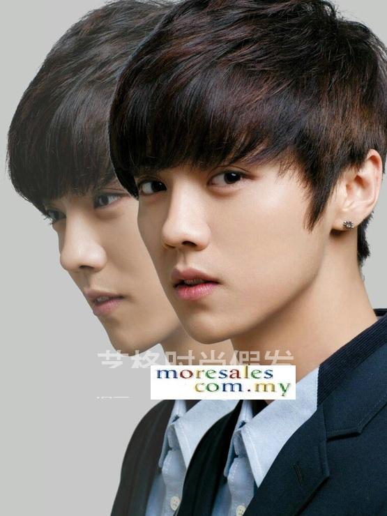 korean style handsome guy men wig 7 end 3202019 1039 pm