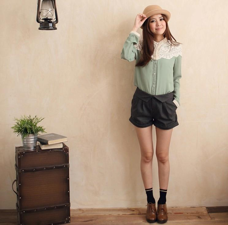 Korean Style Long Sleeve Blouse Gr End 7 1 2019 12 00 Am