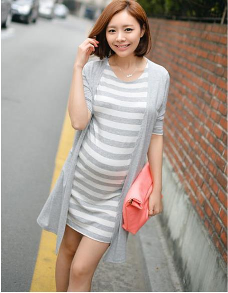 Korean Style Maternity Dress Fake Tw End 1 12 2016 4 10 Pm