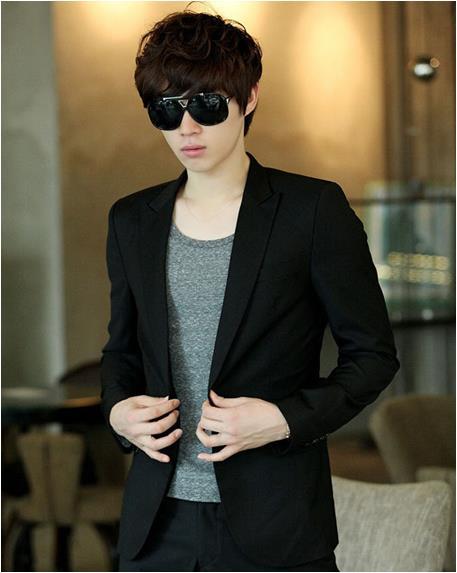 Korean Style Slim Men Coat End 7 20 2015 11 15 Pm