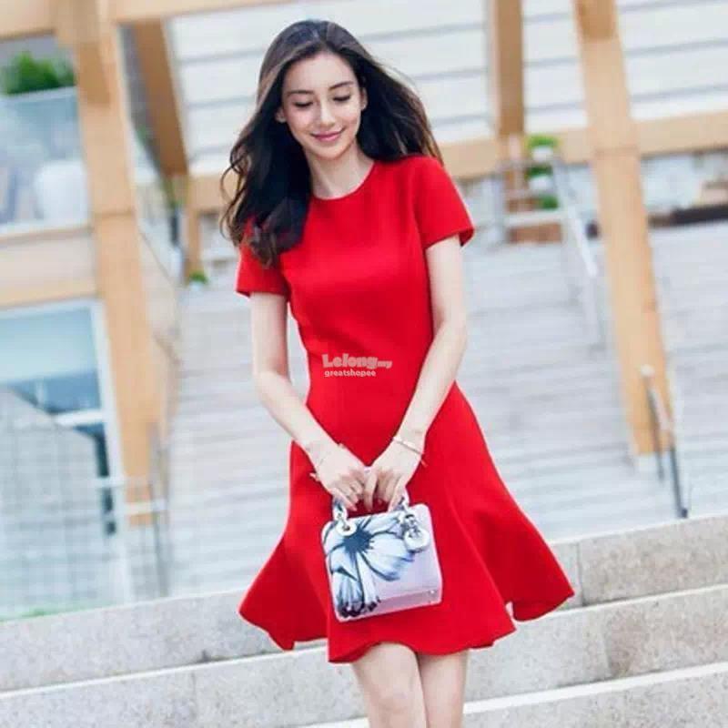 Korean Summer Fashion A Line Fishta (end 11/22/2018 715 PM)