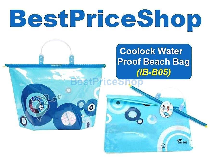 Korean Waterproof Multipurpose Travel Dry Bag Beach Pouch Coolock