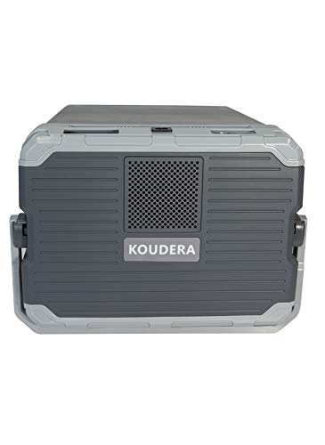 KOUDERA Electric Portable Cooler and Warmer - Heater for Car and Home (24Liter