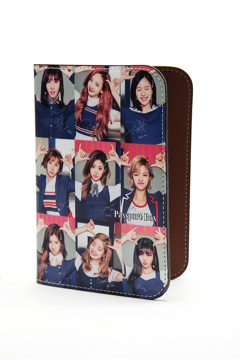 KPOP Passport wallet  case  cover ( (end 3 28 2019 12 15 PM) cabc2318a