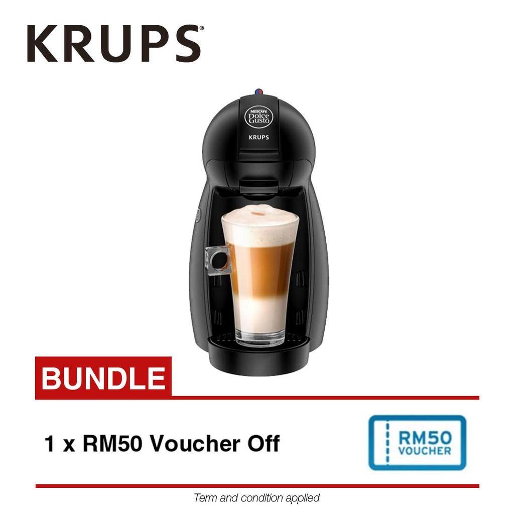 de71526bd Krups KP100B65 Nescafe Dolce Gusto Piccolo Coffee Machine. ‹ ›