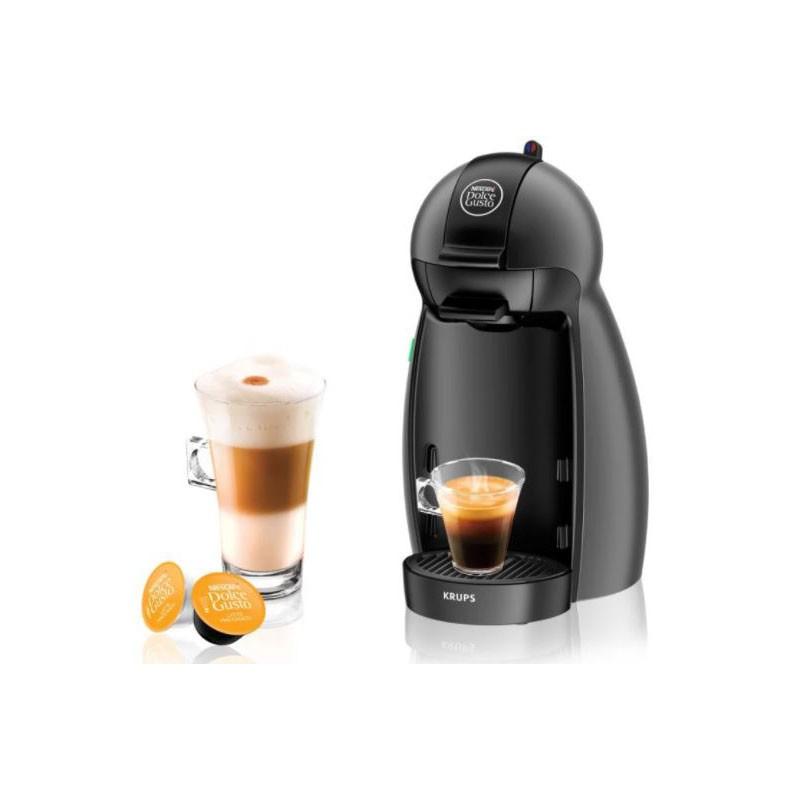 77477765e85 Krups KP100B65 Nescafe Dolce Gusto Piccolo Coffee Machine. ‹ ›