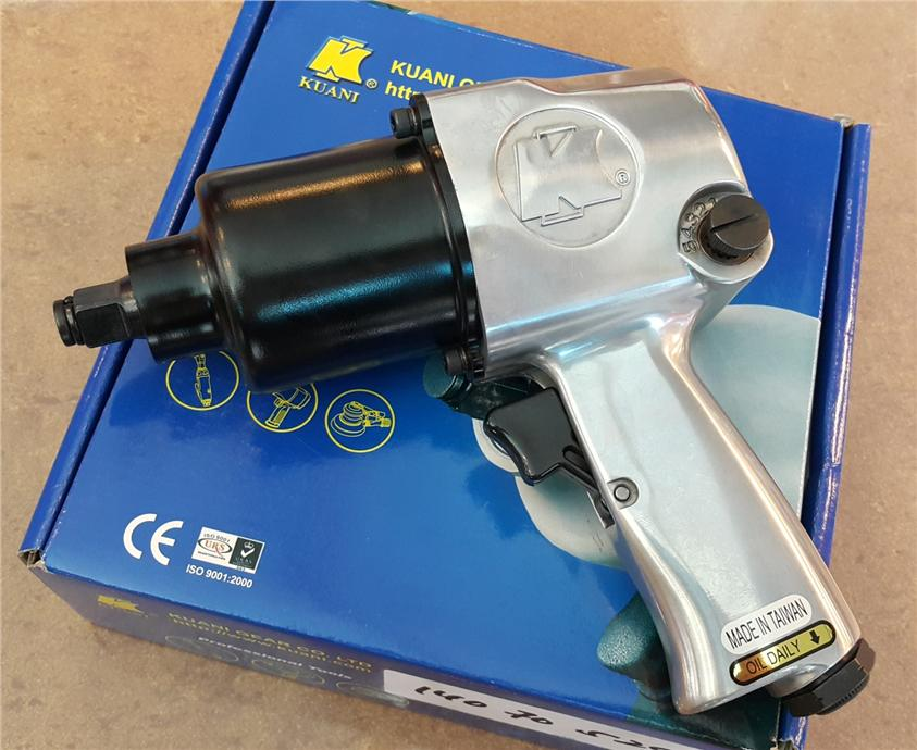 "Kuani 1/2"" Air Impact Wrench KI-853 ID337863"