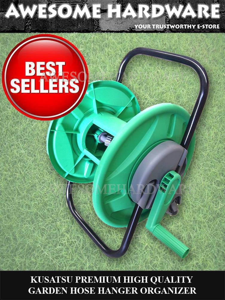 garden hose hanger. KUSATSU ANTI UV PREMIUM PP GARDEN HOSE REEL ORGANIZER HANGER Garden Hose Hanger