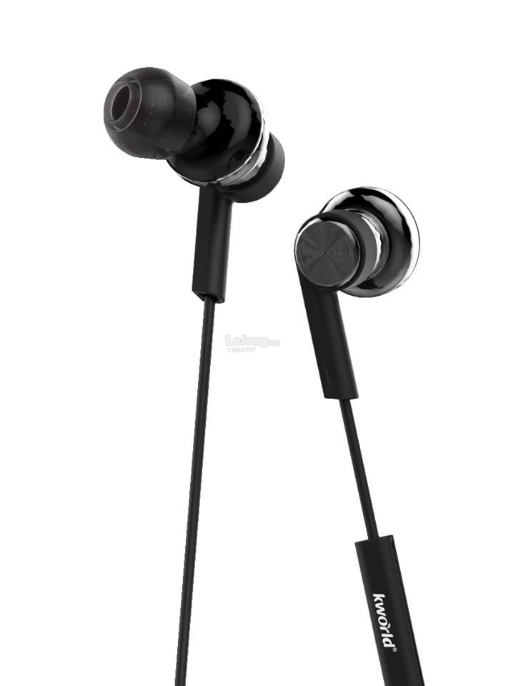 KWORLD  S34 Elite Music & Gaming Earphones |KW S34