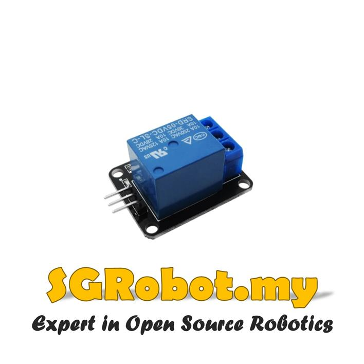 KY-019 High Performance DC 5V Relay Module For Arduino
