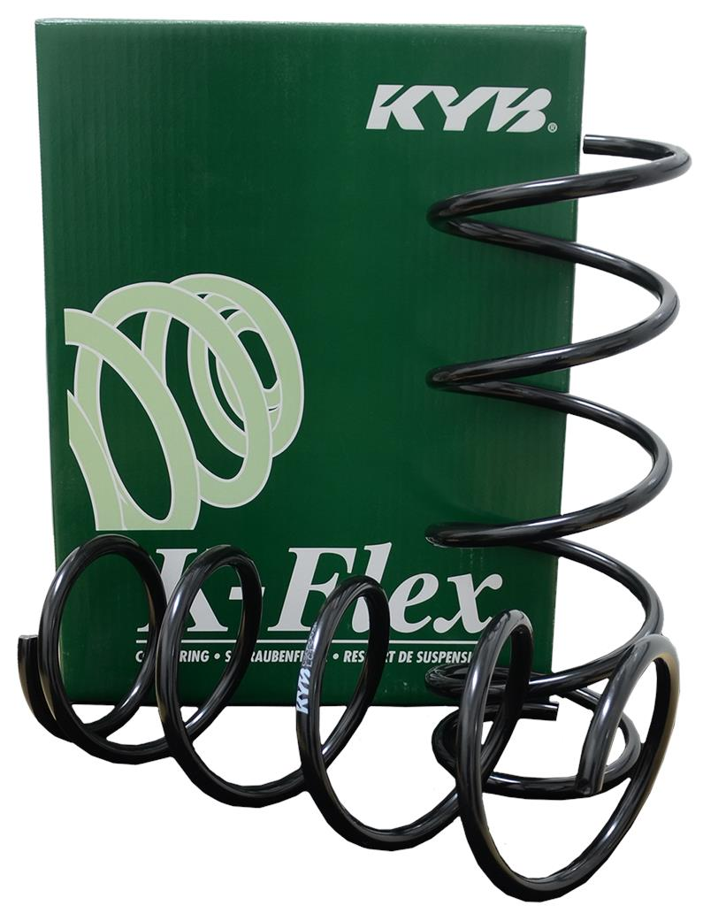 KYB K-FLEX VIOS NCP42 COIL SPRING FULL  SET (FRONT / REAR) 4 PCS IN 1