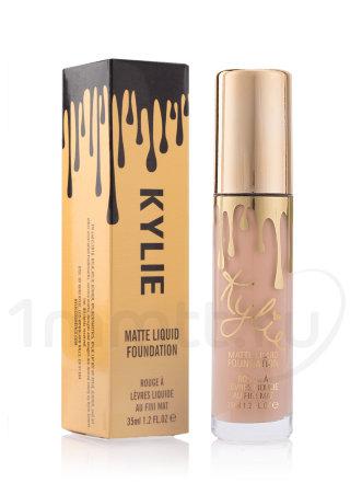 KYLIE Matte Liquid Foundation Makeup Waterproof 35ML -ORIGINAL REJECT