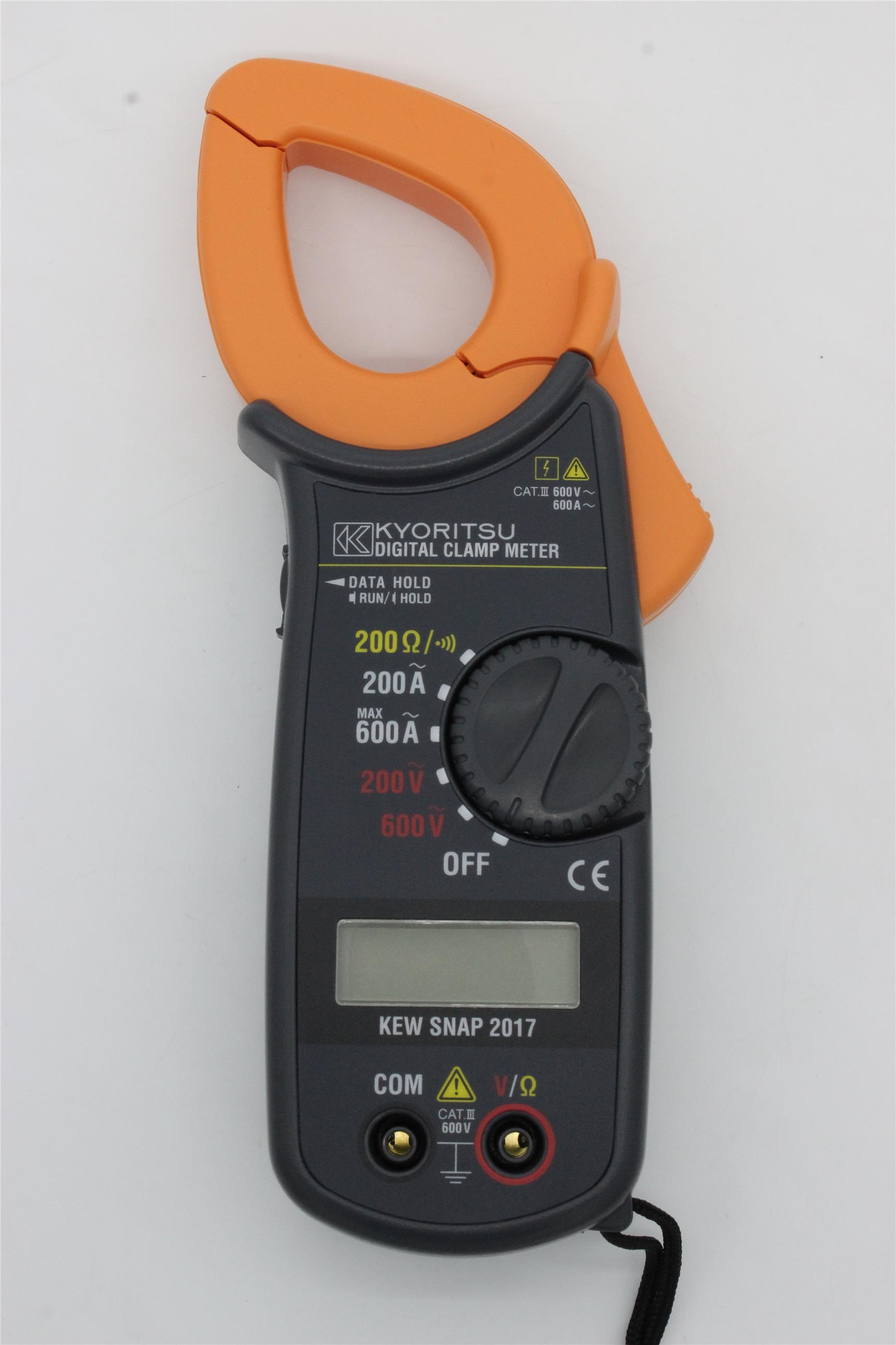 Fie Digital Clamp Meter : Kyoritsu a digital ac clamp end pm
