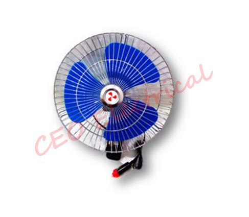 "KYP99-898 OSCILLATING FAN 10"" (12V DC)"