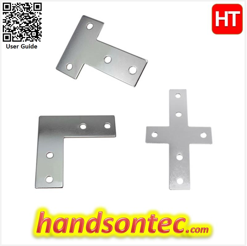 L Joining Plate for 3030 Aluminum Profile